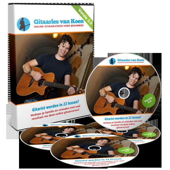 Gitarist worden in 22 lessen