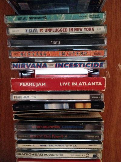 Mijn CD toren