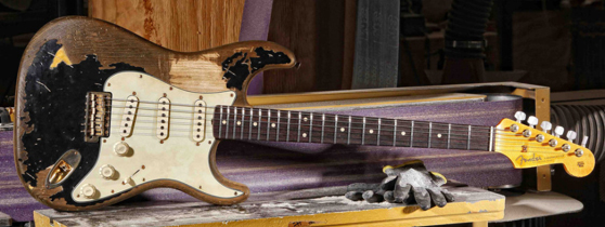 John Mayer Fender Stratocaster Limited Edition